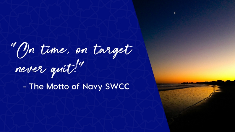 5 Amazing Techniques Found from Navy SWCC to Easily Do More In Life